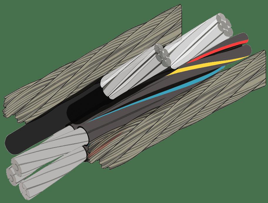 Сертификат качества на канат стальной (грозотрос) марки 9.1-Г-В-ОЖ-Н-Р-Т-1570 ГОСТ 3063-80 от 30.06.2018